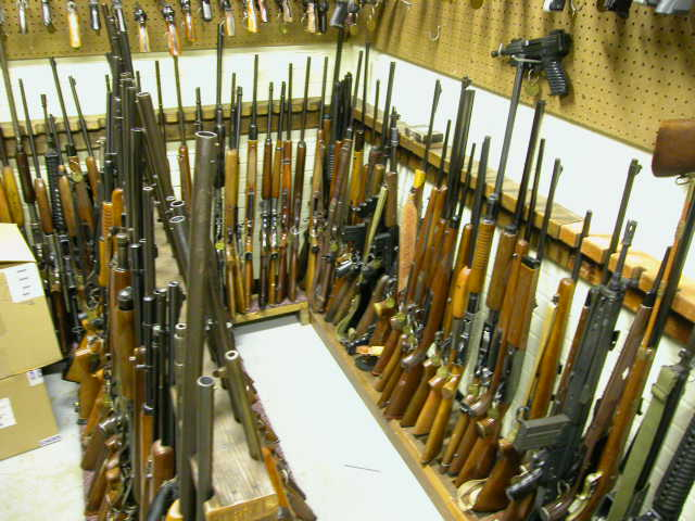 Share your gun room the firearms forum the buying for Walk in gun safe plans