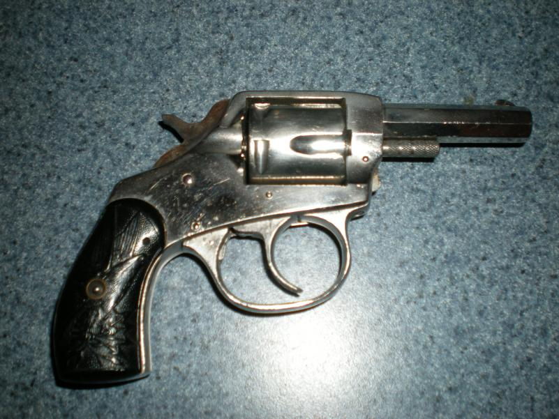 Iver johnson serial number dating 7
