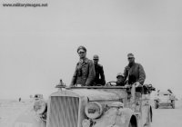WWII Erwin Rommell 15th Panzer's - 4.JPG