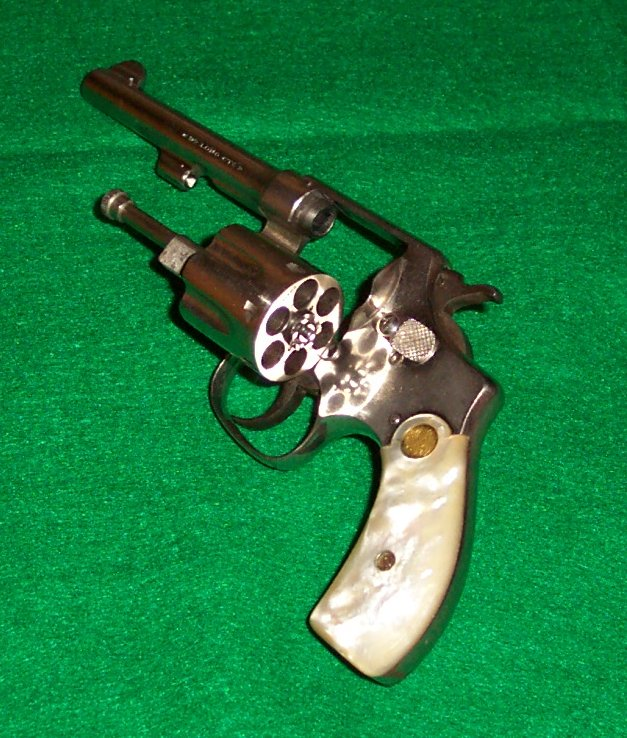 smith and wesson serial number identification