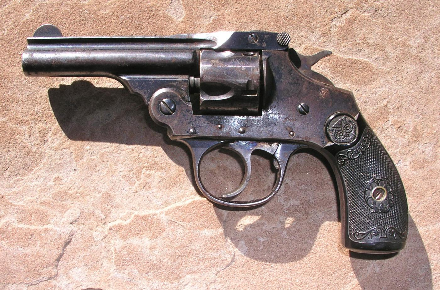 Iver johnson serial number dating 5