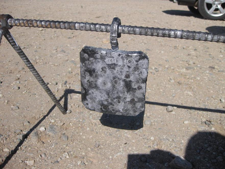 Homemade Steel Targets Need Some Ideas The Firearms