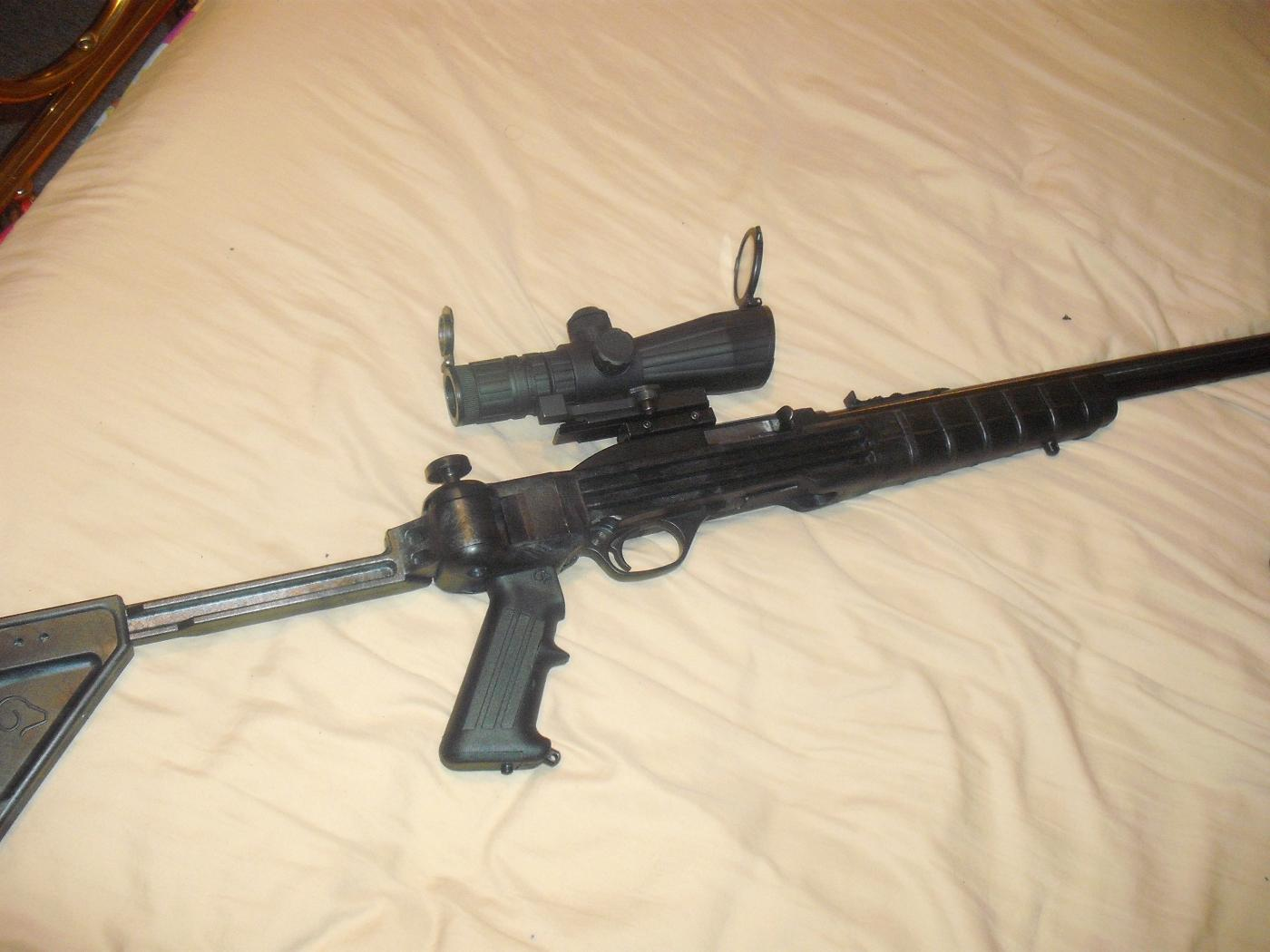 Folding Stock For Marlin 60 The Firearms Forum The Buying