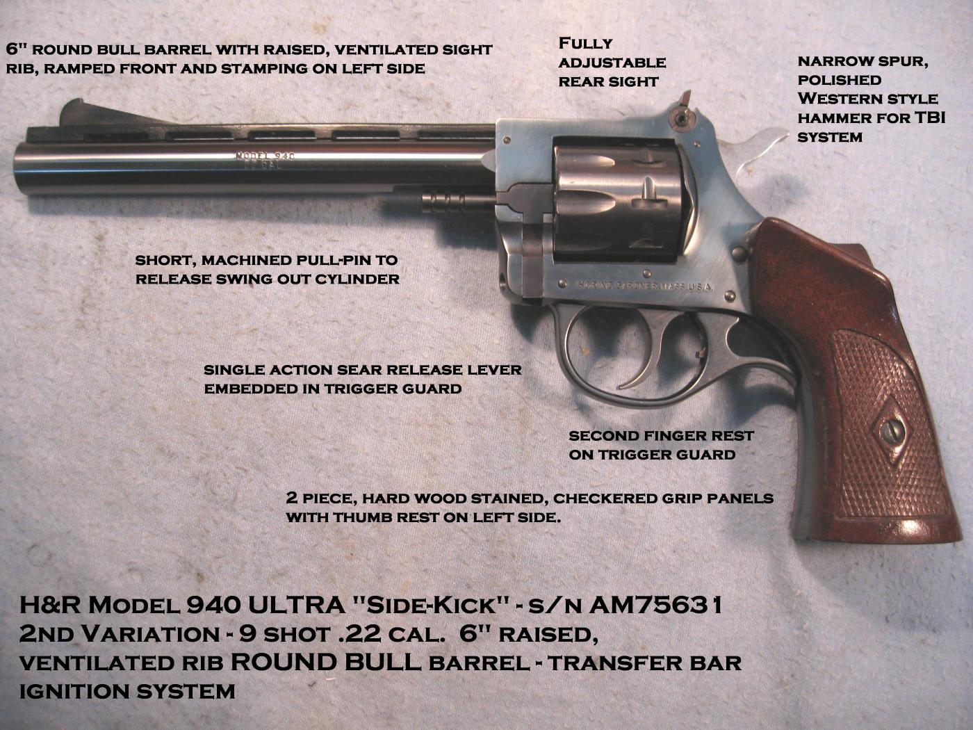 H & R Model 940 year? | The Firearms Forum - The Buying, Selling or