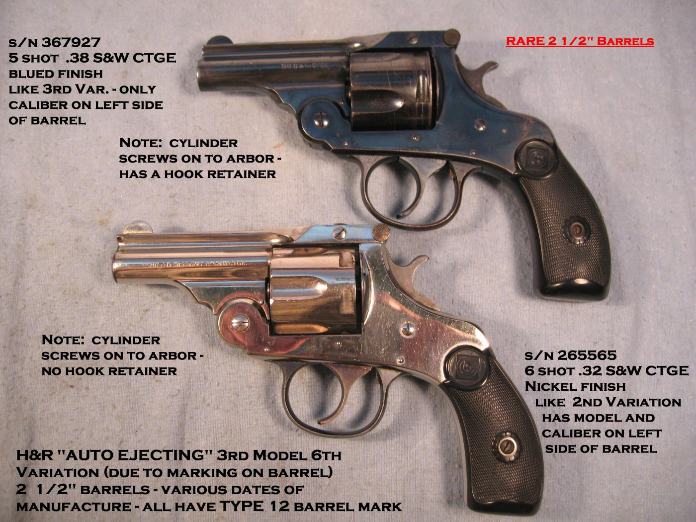 H & R Auto >> H R Auto Eject 38 Odd Ball The Firearms Forum The Buying
