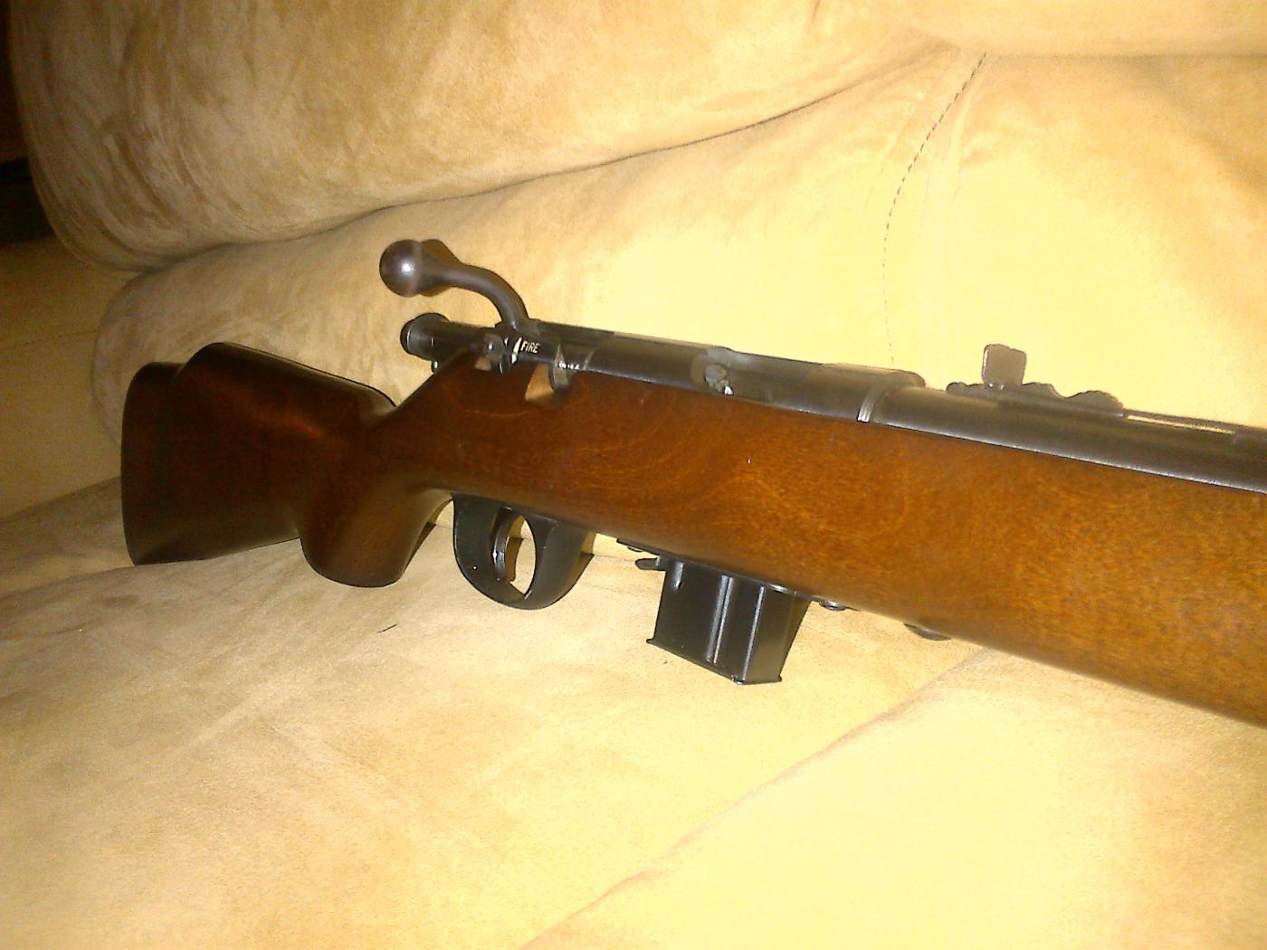 marlin 25mn serial number search