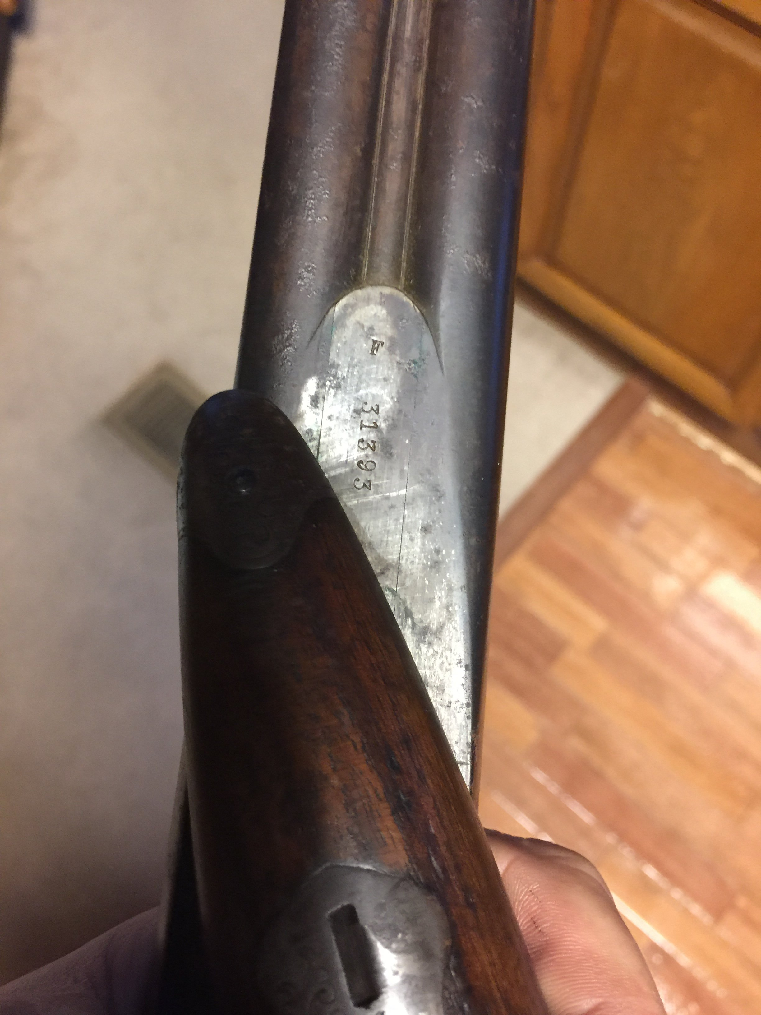 Antique Shotgun Worth The Firearms Forum The Buying