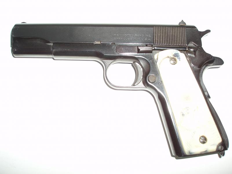 Remington Rand M 1911 A1 | The Firearms Forum - The Buying
