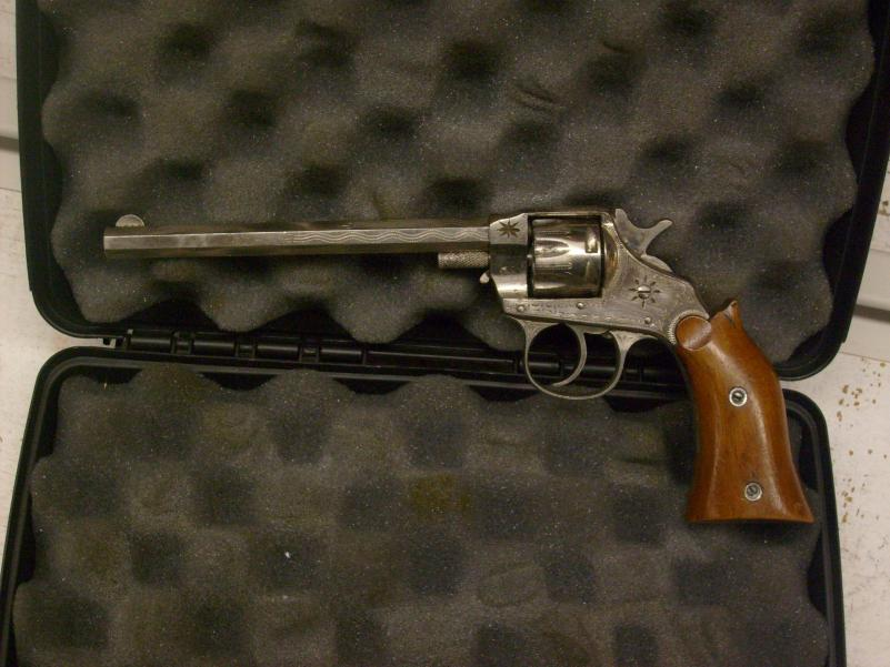 Hopkins Allen Pistol The Firearms Forum The Buying Selling Or