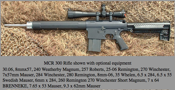 why doesn t anybody offer an ar in 30 06 the firearms forum