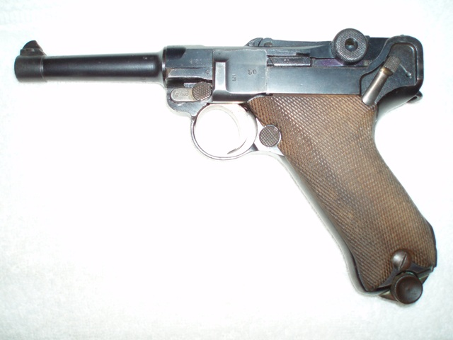 Erfurt 1918 Luger value?? | The Firearms Forum - The Buying