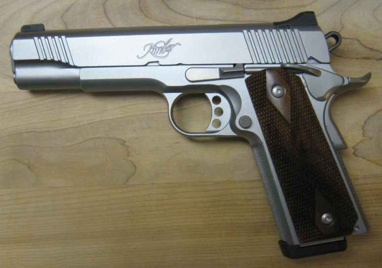 45 ACP Kimber Stainless TLE II - Range Report | The Firearms