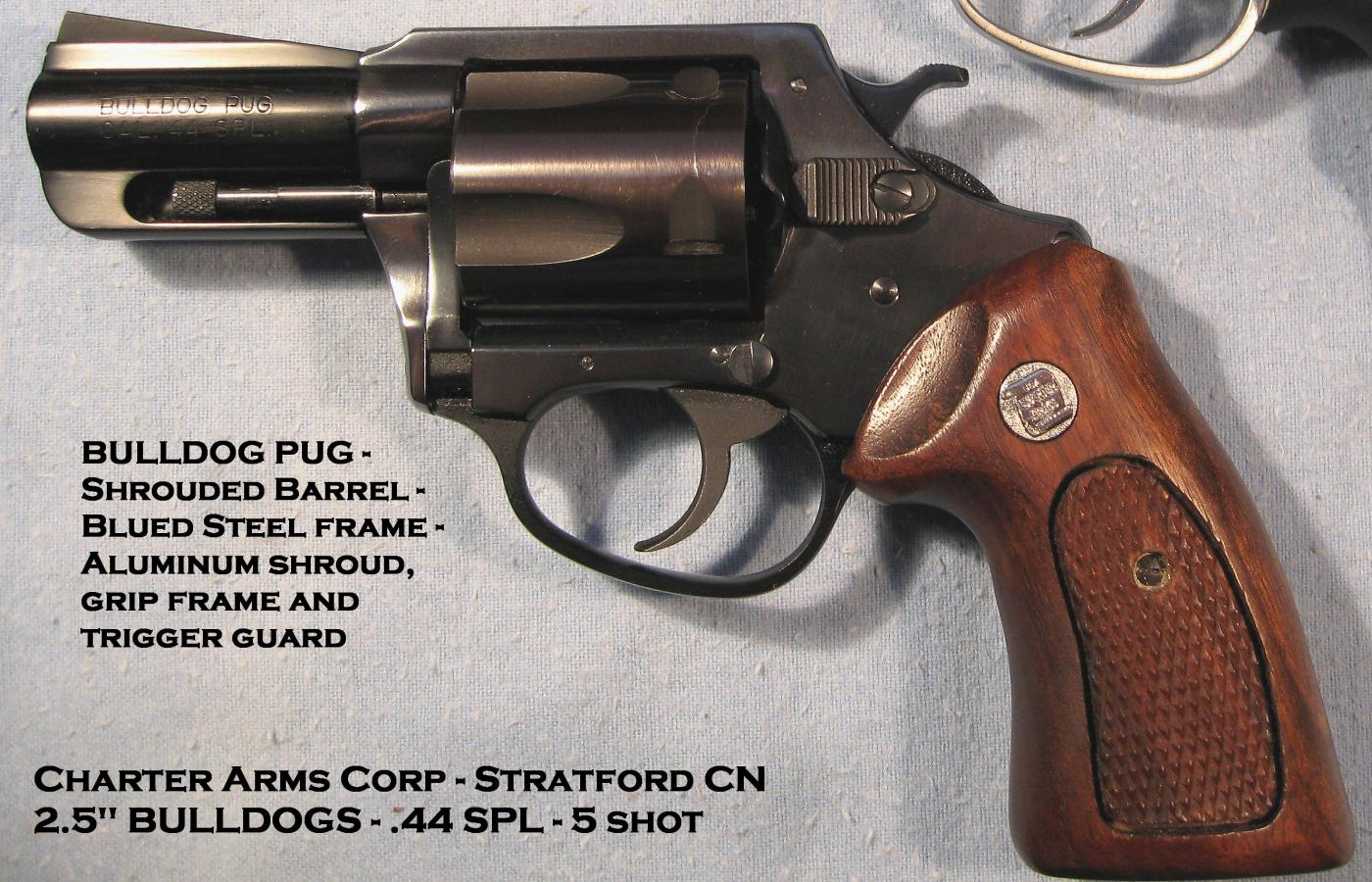Charter  44 bulldog, Stamford, Conn | The Firearms Forum