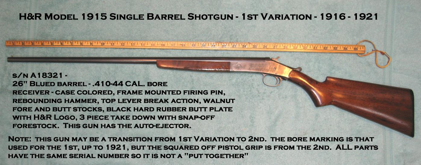 410-44 shotgun   The Firearms Forum - The Buying, Selling or