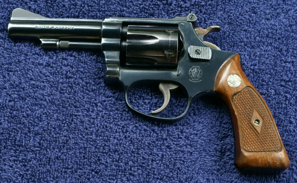 Smith & Wesson Model 51 Revolver | The Firearms Forum - The