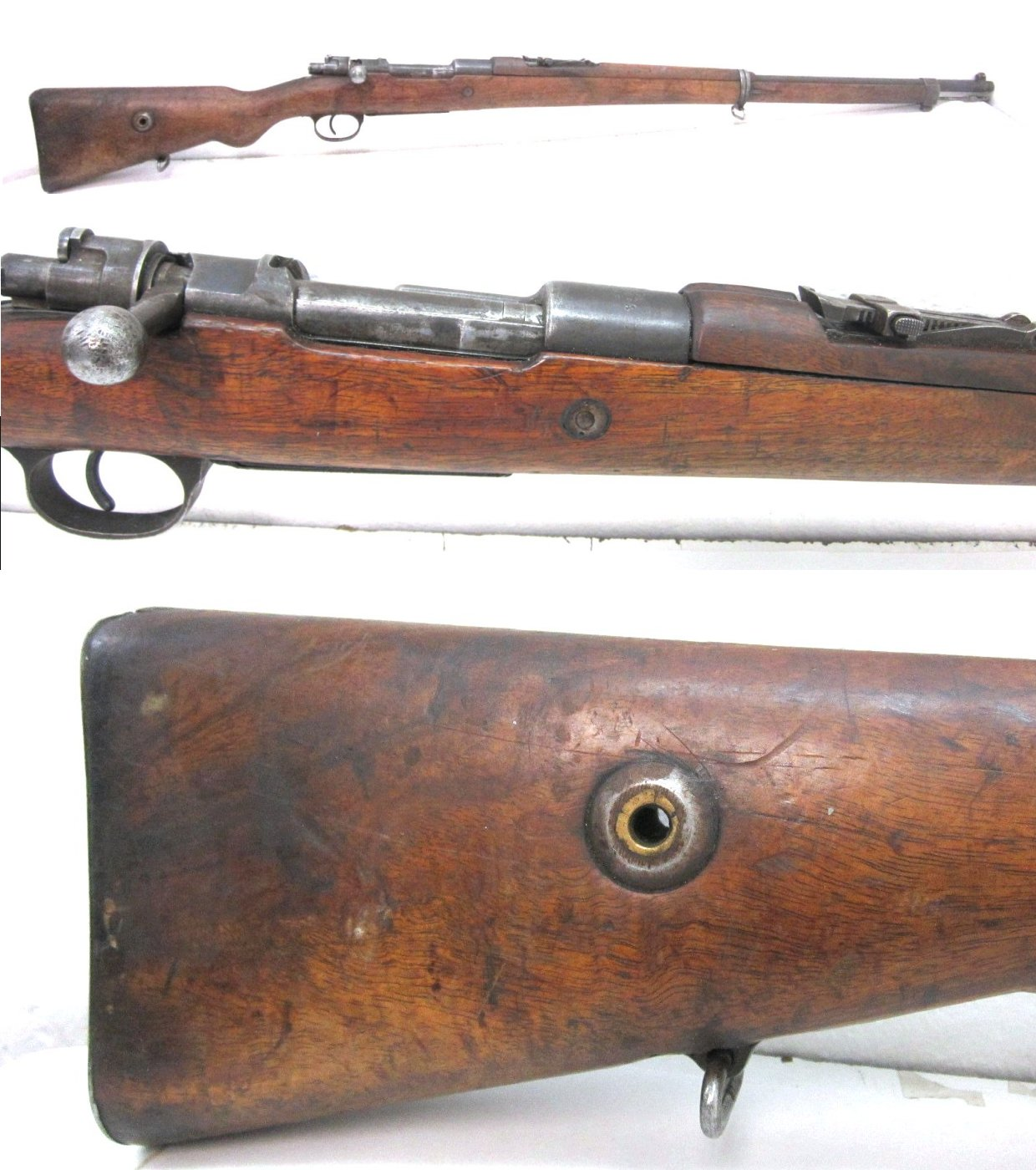Mauser WWII? Help on Maker and Model   The Firearms Forum