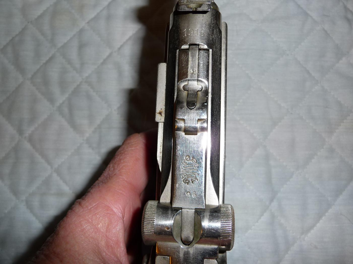 1918 German Luger Complete Price? | The Firearms Forum - The