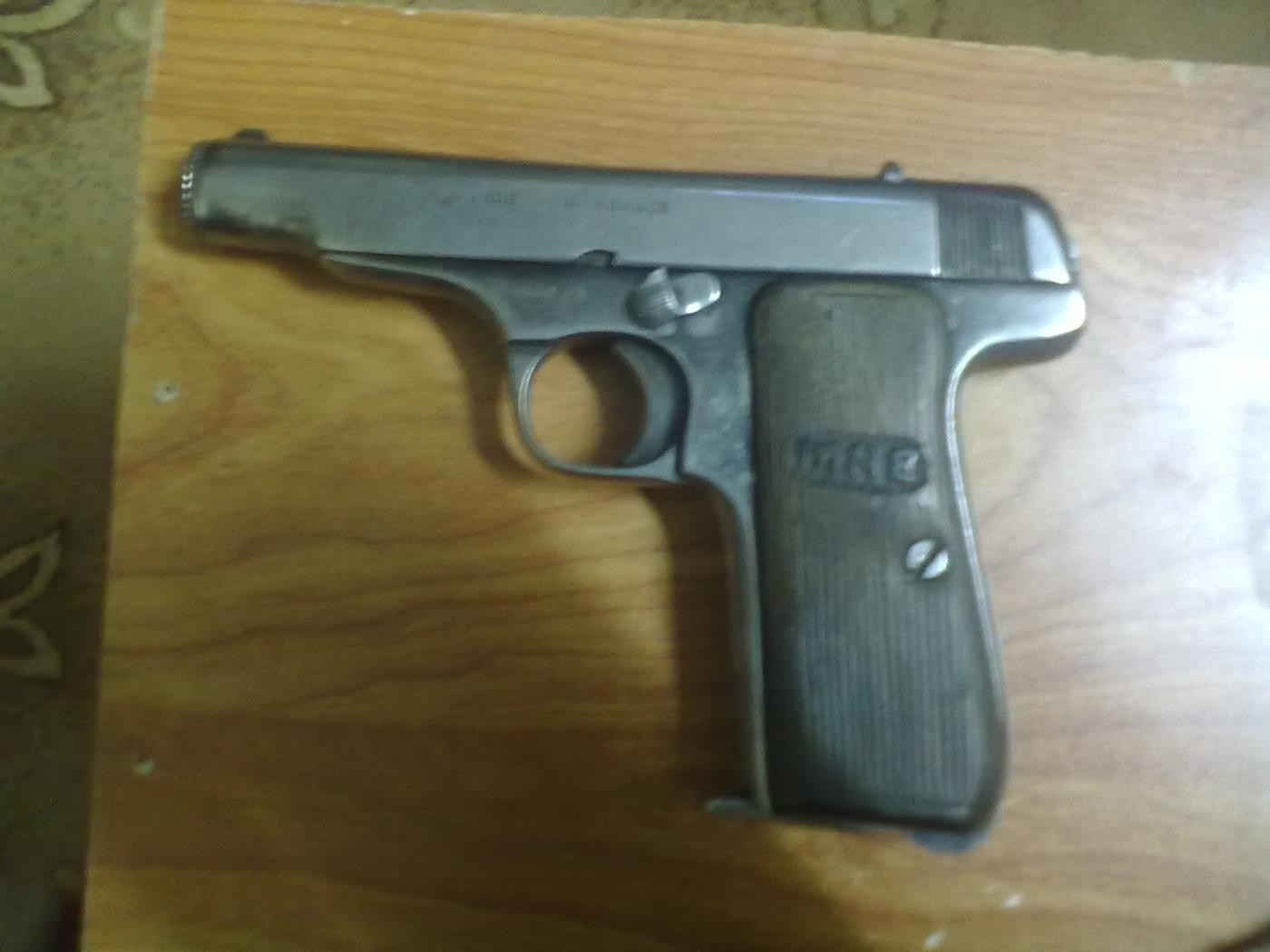 MAB Brevete Model D (made in france) | The Firearms Forum