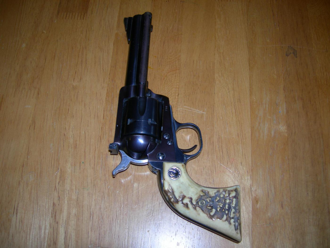 Ruger  357 Blackhawk and  22 Single Six Value? | The Firearms Forum