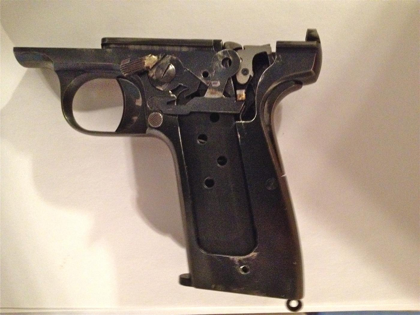 MAB Model D fixer upper | The Firearms Forum - The Buying