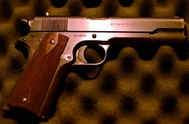 Low serial number 1911 | The Firearms Forum - The Buying