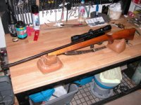 The new (to me) WBY Mark XXII DLX | The Firearms Forum - The Buying