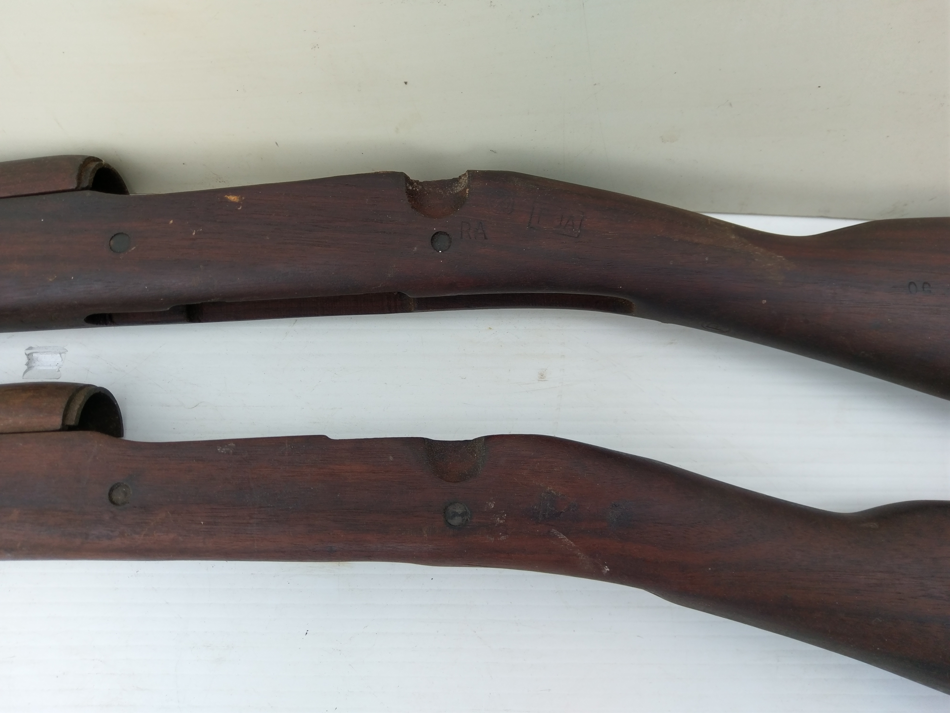 Old Military Rifles 84