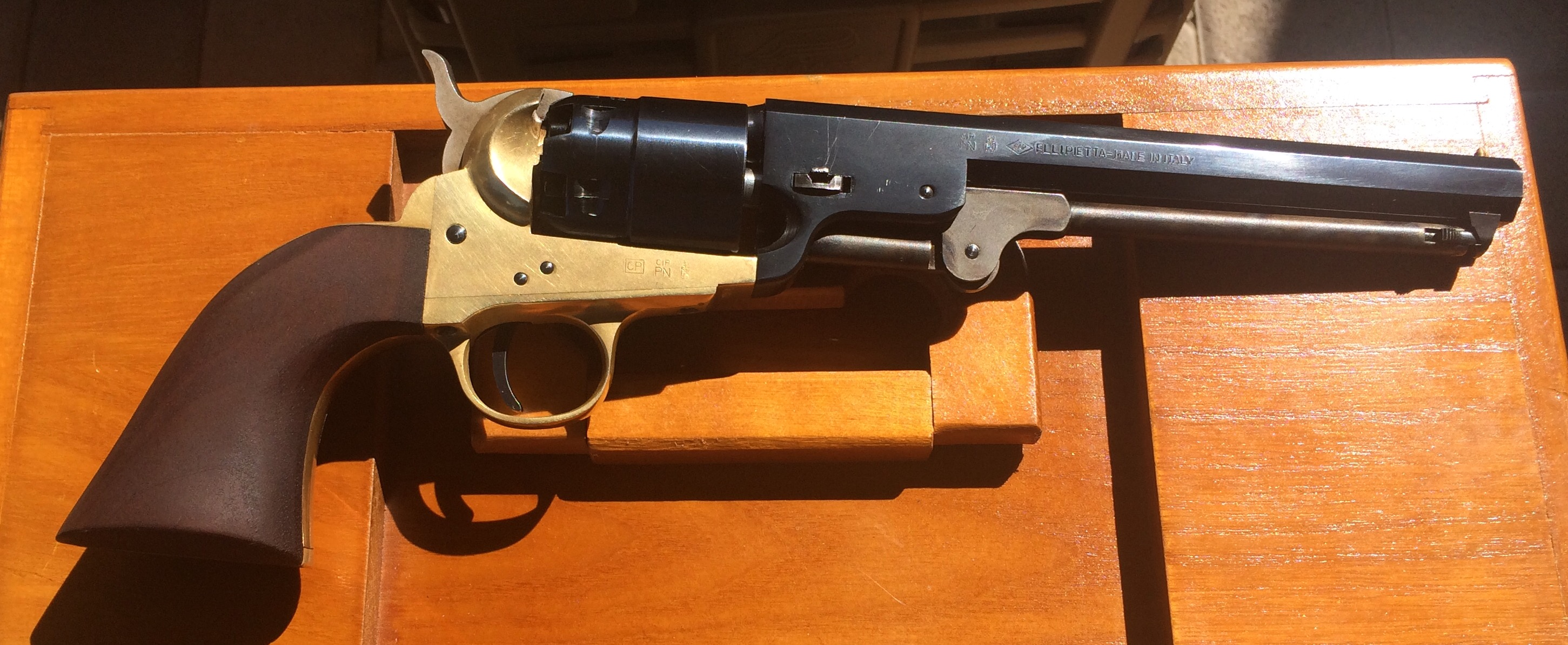 Pietta 1851 Navy Confederate  44 | Page 2 | The Firearms Forum - The