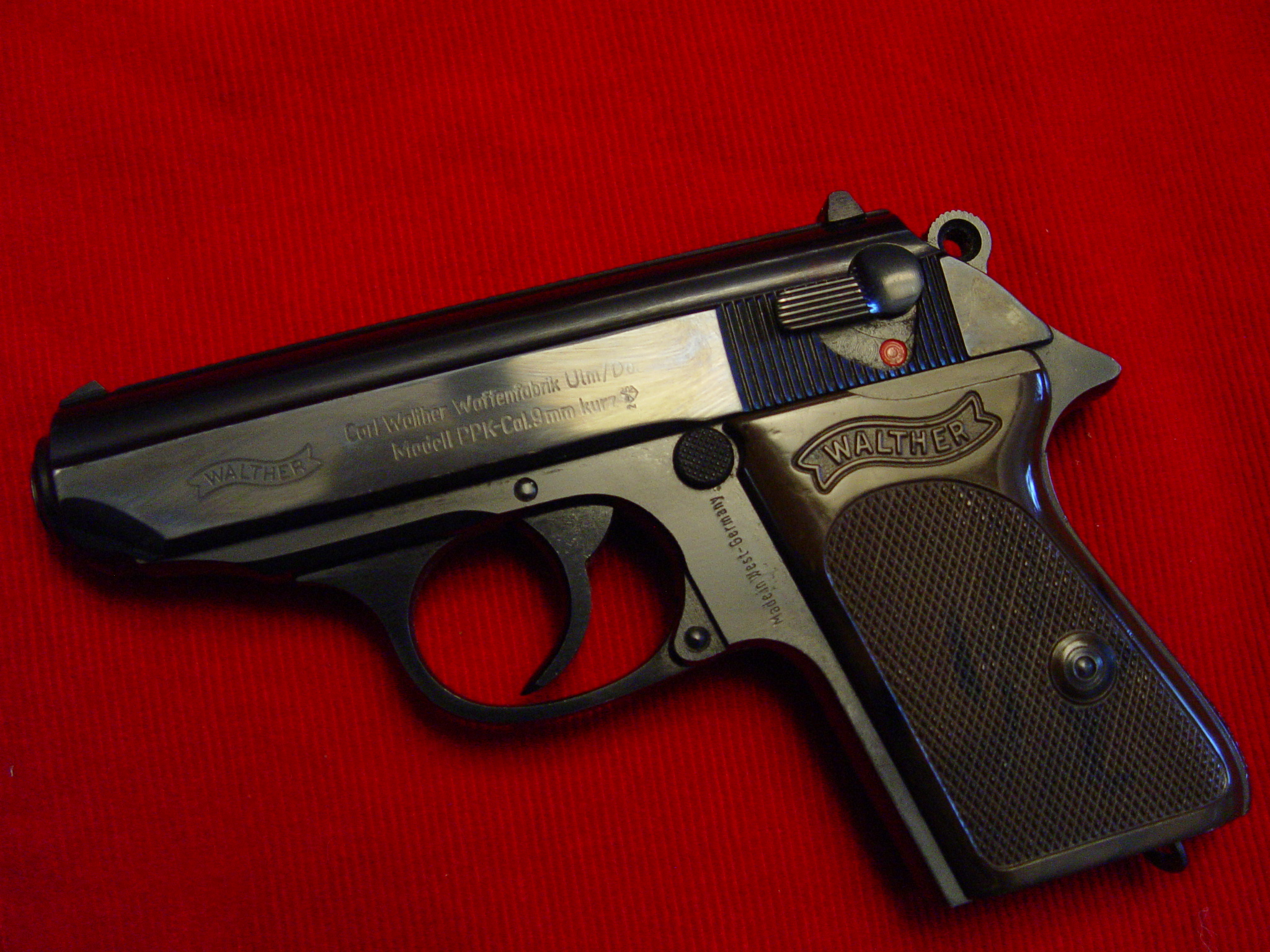 Walther PPK Pre-1968 Values | The Firearms Forum - The